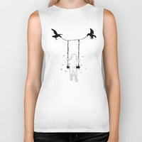 led zeppelin Biker Tanks featuring led by Seamless