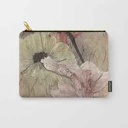 Time is Only Faded Memories Carry-All Pouch