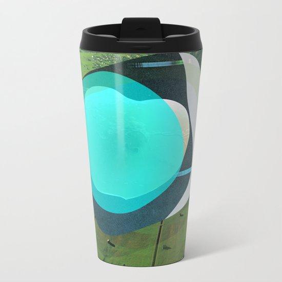 the abstract dream 3 Metal Travel Mug