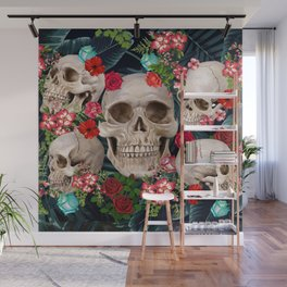 tropical scary  Wall Mural