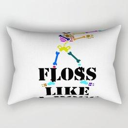 FLOSS LIKE ABOSS Rectangular Pillow