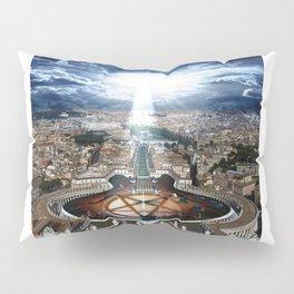 Vatican Rocking View Pillow Sham