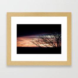 The Twilight Hours VI Framed Art Print