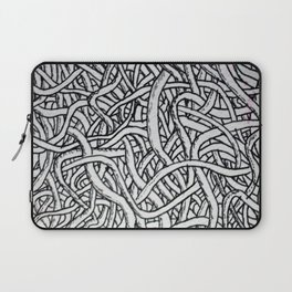 Noodles or Worms Laptop Sleeve