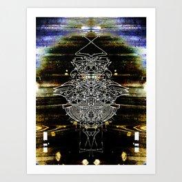 Zarfu4o Art Print