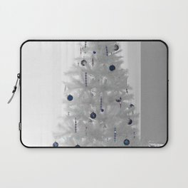 A White Christmas Laptop Sleeve