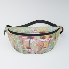 Flower Meadow Fanny Pack