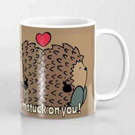 I'm stuck on you! Coffee Mug