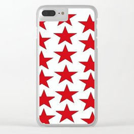Starbright Clear iPhone Case