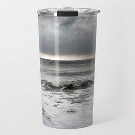 Stormy Sea Travel Mug
