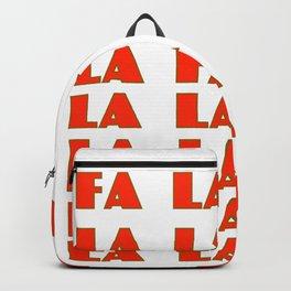 FA LA etc. Backpack
