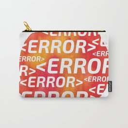 ERROR Carry-All Pouch