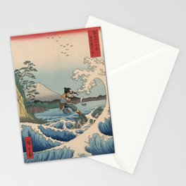 Suruga satta no kaijō Korra Stationery Cards