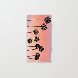 Blushing Palms Hand & Bath Towel