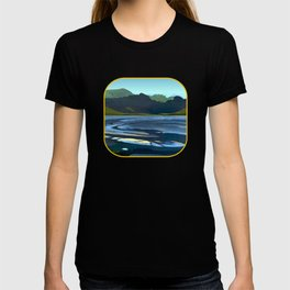 Low Tide, Late Evening T-shirt