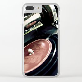 spin {mug 2 Clear iPhone Case