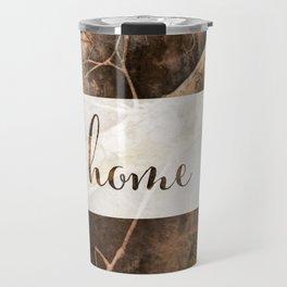 Pennsylvania is Home - Camo Travel Mug