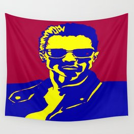 Arnold Schwarzenegger Terminator 2  Wall Tapestry