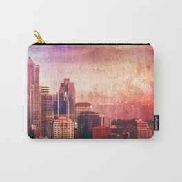 Decode in Downtown Seattle Carry-All Pouch