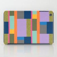 bauhaus iPad Cases featuring Bauhaus Revisited by Liz Nehdi