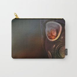 Fire in the eyes Carry-All Pouch