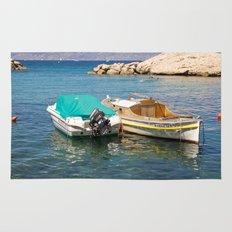 Floating Marseille Rug