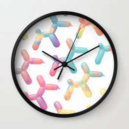 balloon fun Wall Clock