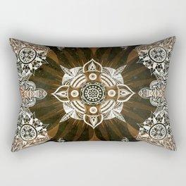 Discovered Pasts Rectangular Pillow