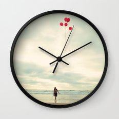 Letting Go Wall Clock