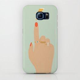 Girl Magic iPhone Case