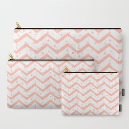Chevron | by Kukka Carry-All Pouch