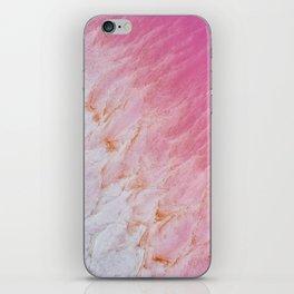 Pink Lake - Kalbarri Western Australia iPhone Skin