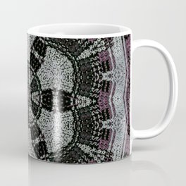 Dot Fourier Mandala 1 Coffee Mug