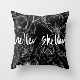 HELTER SKELTER INVERTED Throw Pillow