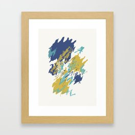 Ines Framed Art Print
