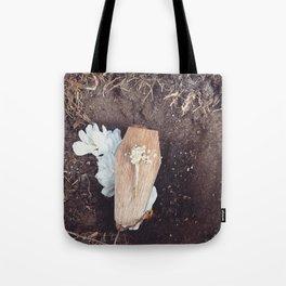 COFFIN Tote Bag