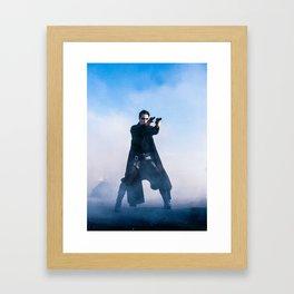 Neo Framed Art Print