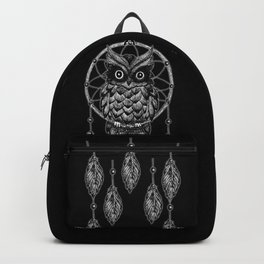 Dream Catcher Owl Backpack