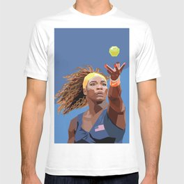 American Tennis Champion T-shirt
