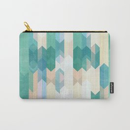 Abstract Arrows Carry-All Pouch