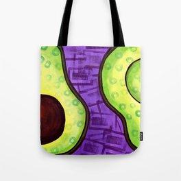 Perfect Avocado Tote Bag