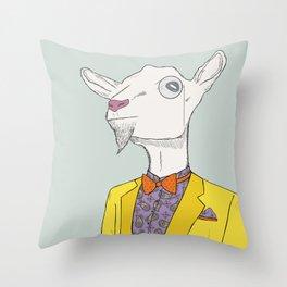 Leopold Throw Pillow