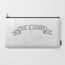 Yer A Wizard Carry-All Pouch