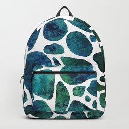 Sea's bubbles Backpack