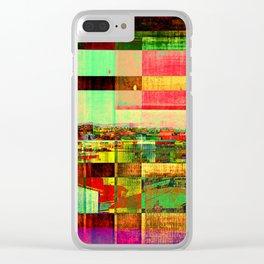 LAVILLE Clear iPhone Case