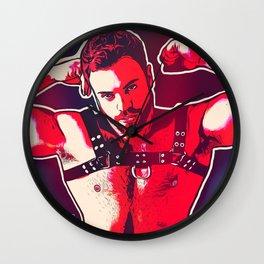 Red Light Special Wall Clock
