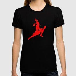 Logtipo de la danza del Venado T-shirt
