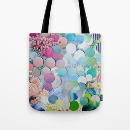 Blueberry Garden Tote Bag