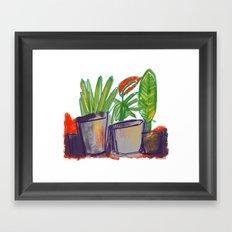 Varanda Framed Art Print