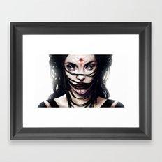 Estrie Framed Art Print